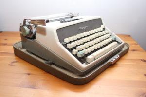 Olympia SM7 Typewriter