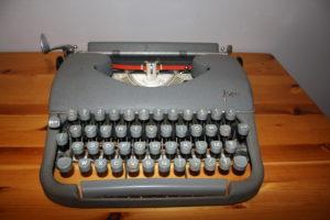 Japy P68 Typewriter